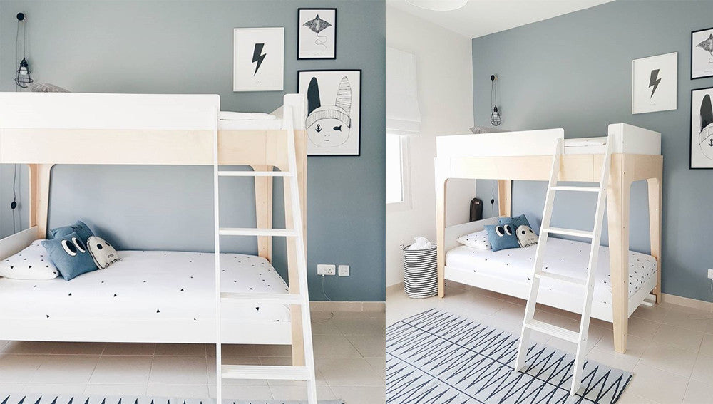Boys Bedroom, styled by House of Hawkes, as featured on Bobby Rabbit.