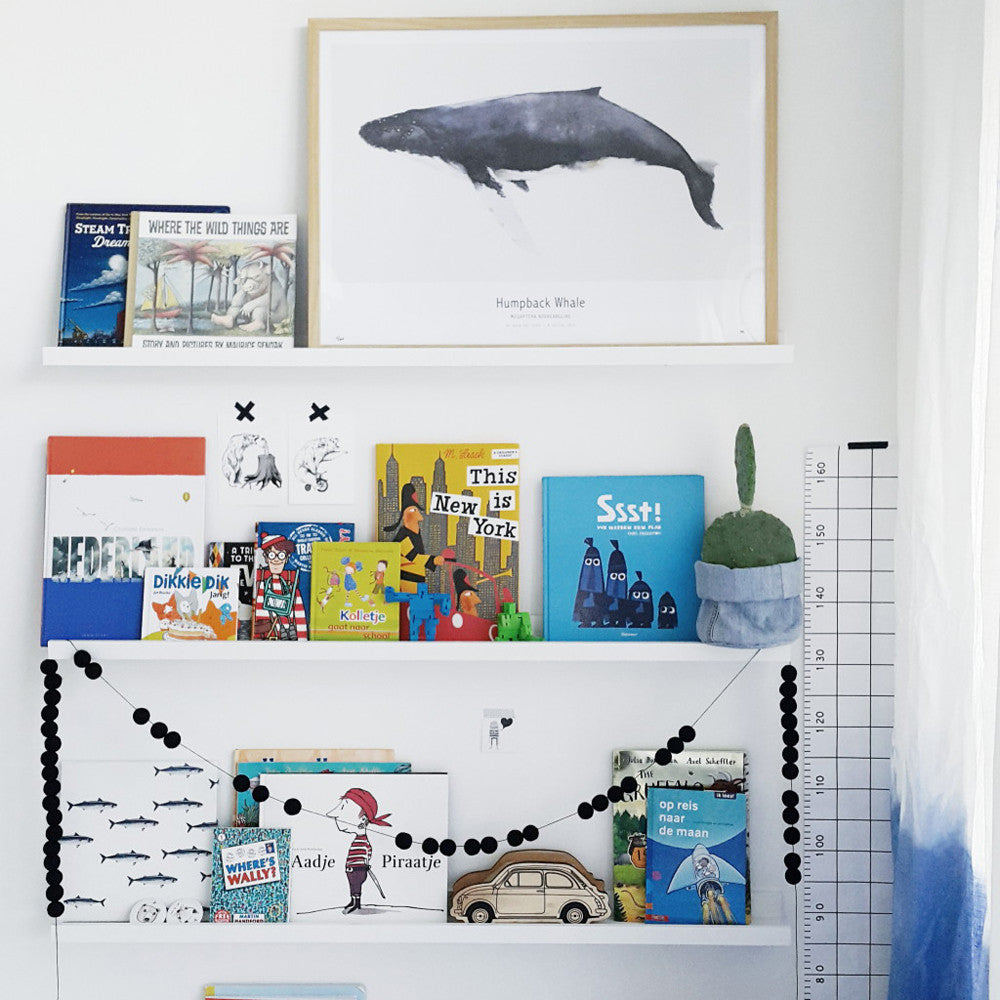 Boys Bedroom, styled by Live Loud Girl, as featured on Bobby Rabbit.