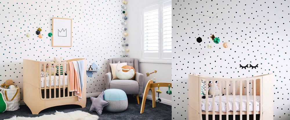 Boys Nursery, styled by This Little Love, as featured on Bobby Rabbit.
