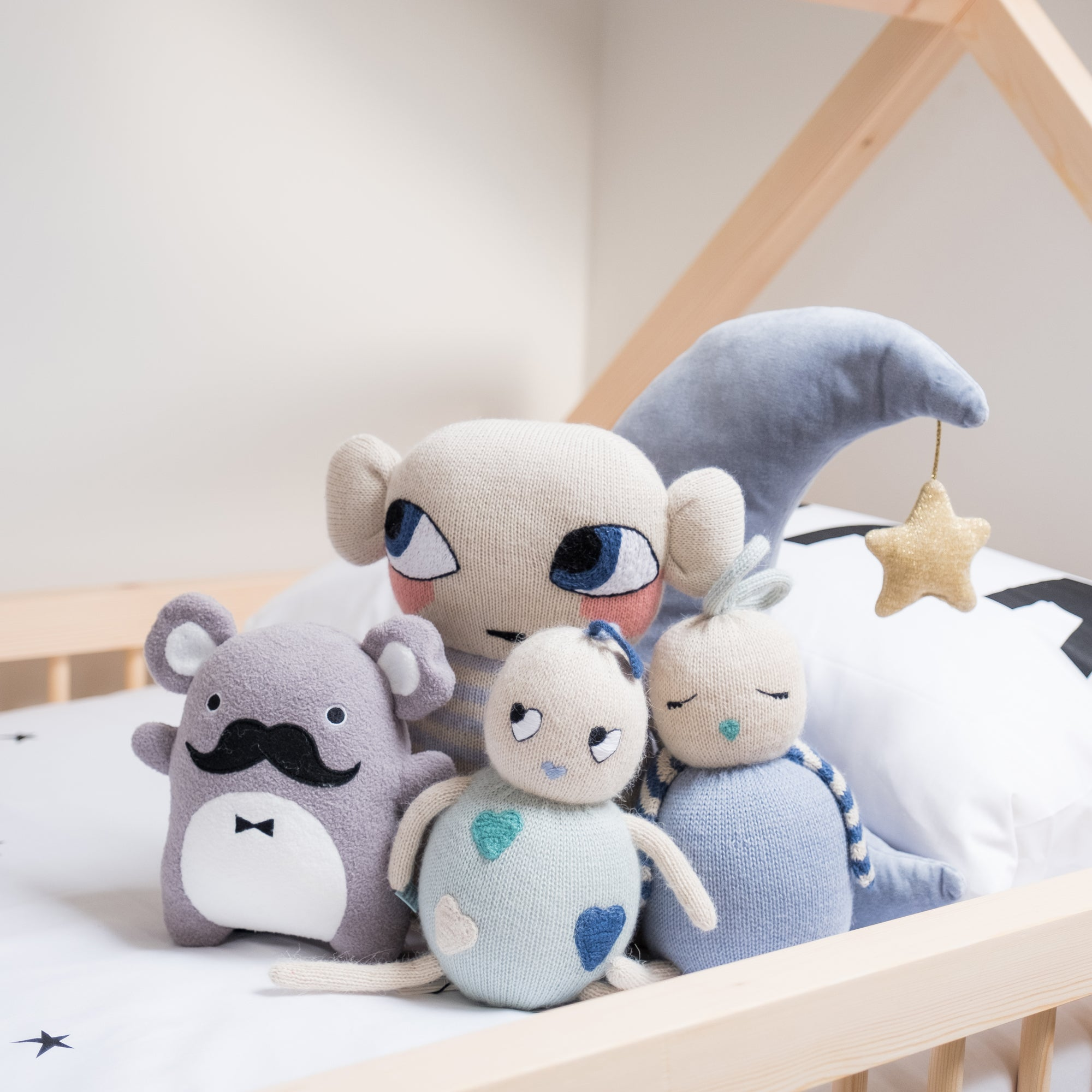Children's Cushions and Soft Toys, available at Bobby Rabbit.