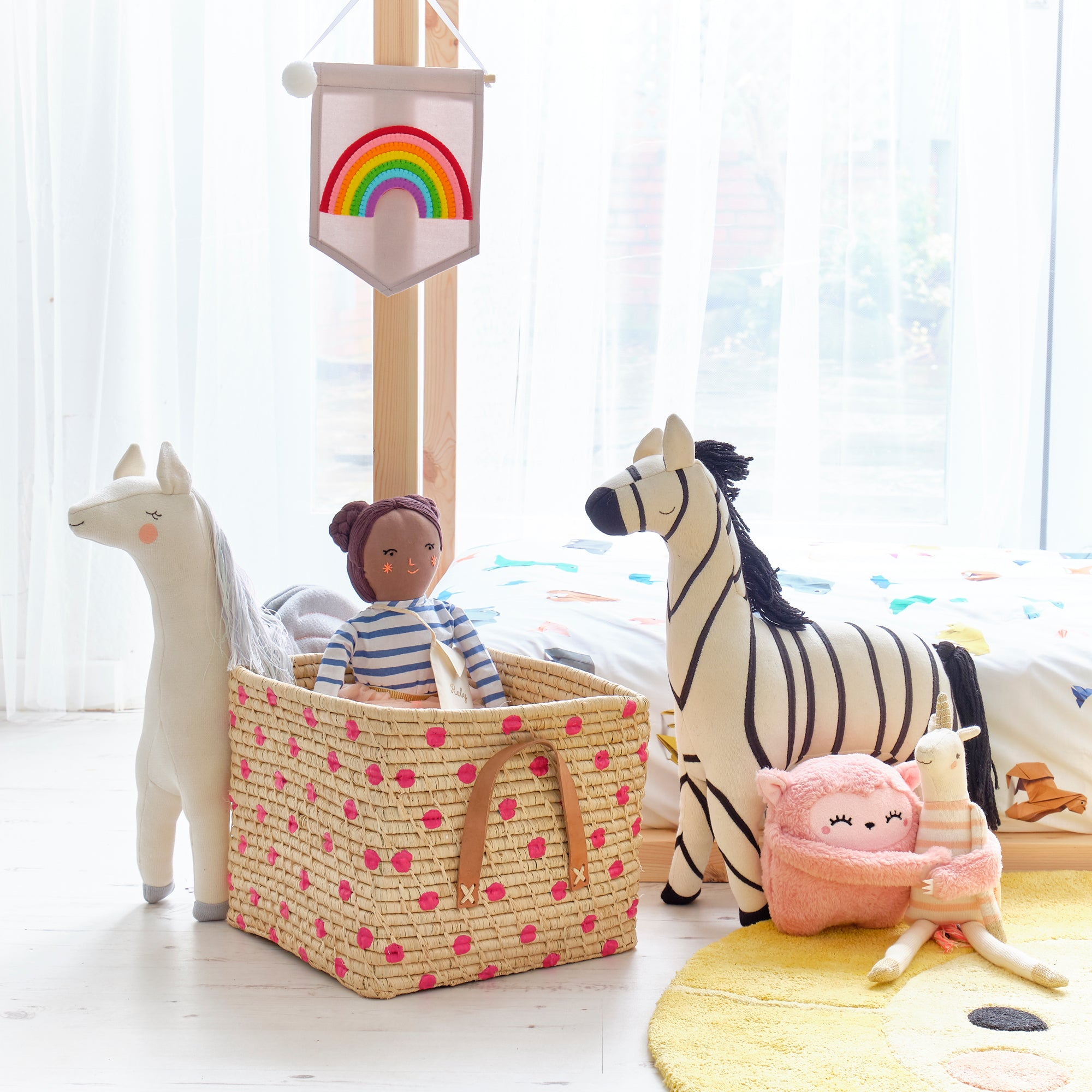 Children's Toys and Accessories, styled by Bobby Rabbit.