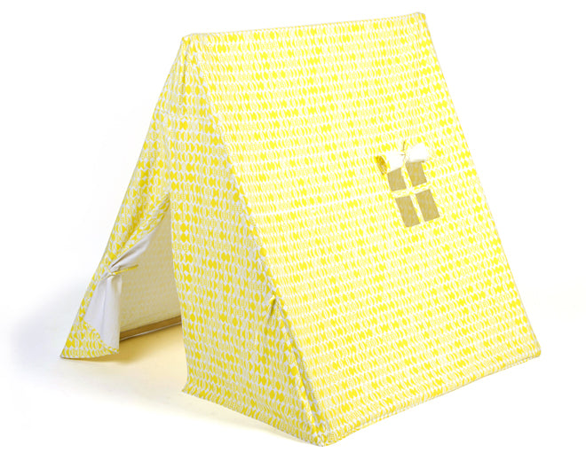 Stylish little play tent for children, designed in France by Deuz, published by Bobby Rabbit