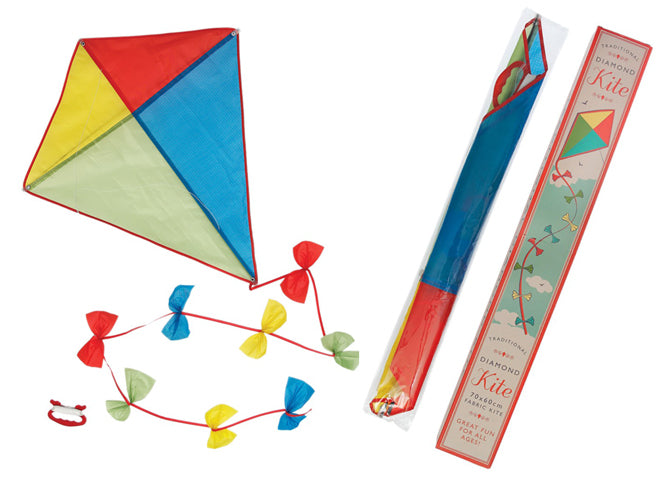 toys, activity toys, children's kite, kite, pocket money kite, Easter gifts, Dotcomgiftshop, published by Bobby Rabbit