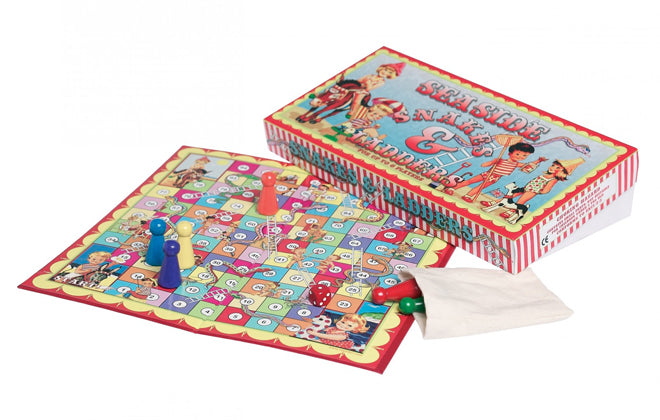 toys, activity toys, board games for children, snakes and ladders, Easter gifts, Dotcomgiftshop, published by Bobby Rabbit