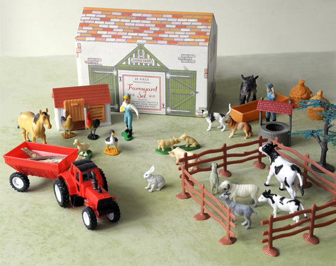 toys, activity toys, toy farm, farmyard play set, christmas gifts, Dotcomgiftshop, published by Bobby Rabbit