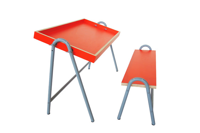 IO Kids Tray/Table and Bench Set, published by Bobby Rabbit