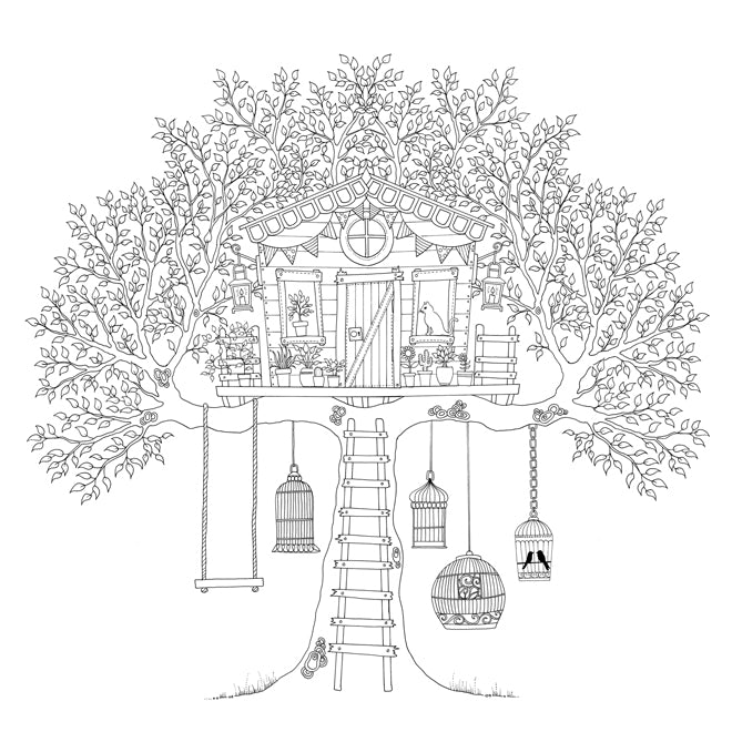 books activity books colouring books childrens colouring books my secret garden colouring - My Secret Garden Coloring Book