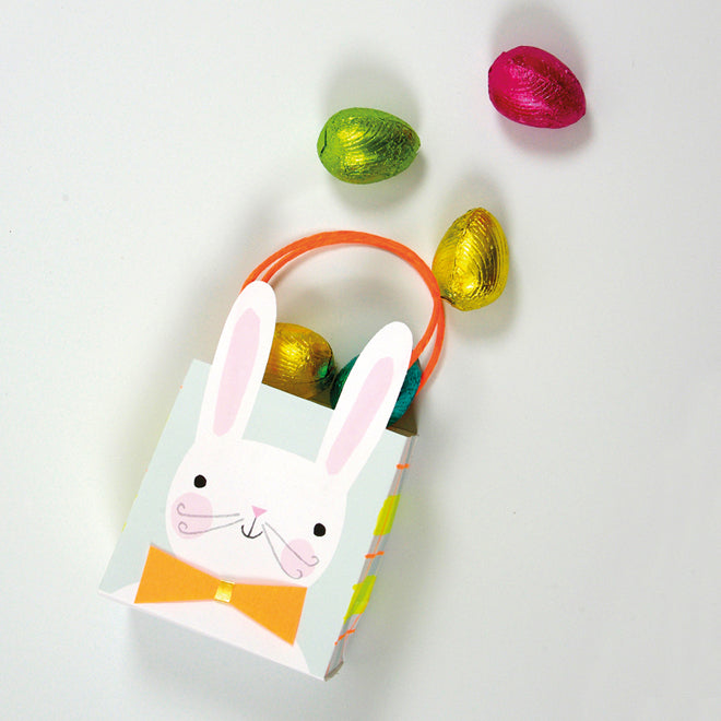 Bunny Gift Bags from Little Lulubel, published by Bobby Rabbit