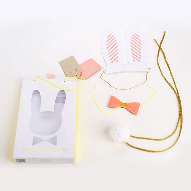 'Little Bunnies' dress up kit from Little Lulubel, published by Bobby Rabbit