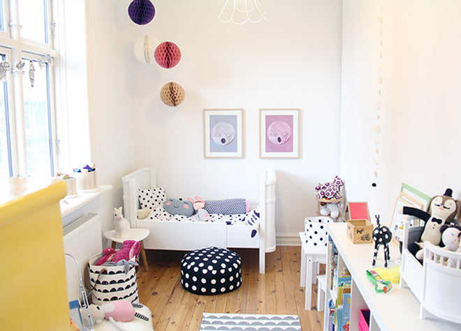 Candy Sweet Girls Room - as featured on Mini Style
