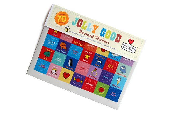 gifts, accessories, reward charts, reward stickers, mrs booth, published by Bobby Rabbit