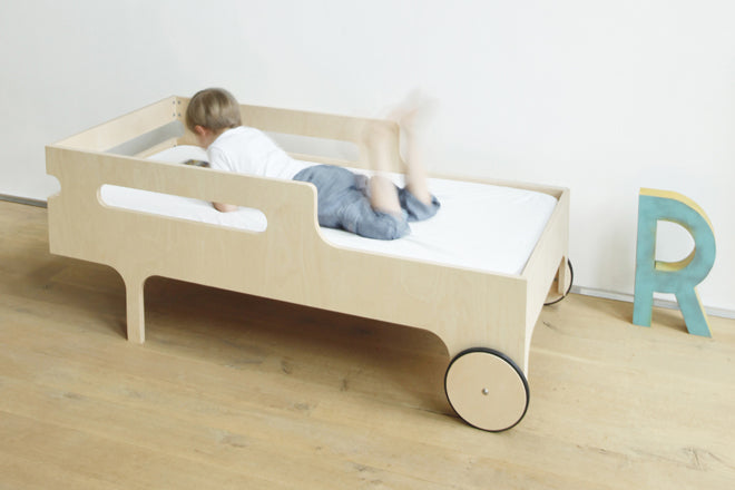 furniture, children's furniture, children's beds, toddler beds, Rafa Kids toddler bed, R toddler bed, published by Bobby Rabbit