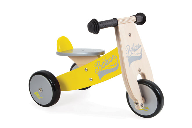 Janod 'Little Bikloon' trike, published by Bobby Rabbit