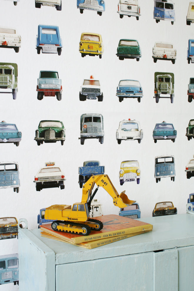 STUDIO DITTE 'CARS' WALLPAPER