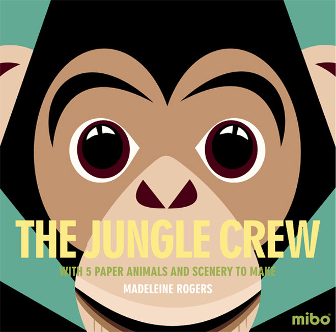 The Jungle Crew children's book by Madeleine Rogers at Mibo, published by Bobby Rabbit