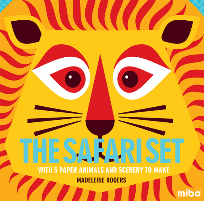 The Safari Set children's book by Madeleine Rogers at Mibo, published by Bobby Rabbit