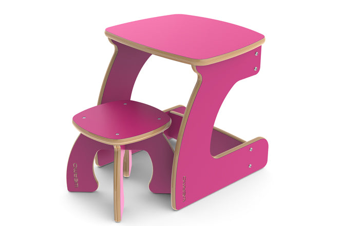 furniture, kids furniture, tables and chairs, kids desk, kids stool, Weamo, published by Bobby Rabbit