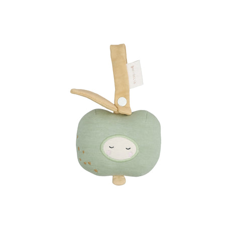 Activity Toy - Apple by Fabelab, available at Bobby Rabbit. Free UK Delivery over £75