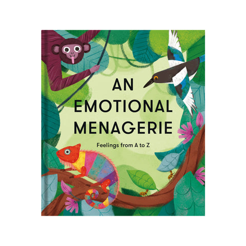 An Emotional Menagerie Book, available at Bobby Rabbit. Free UK Delivery over £75