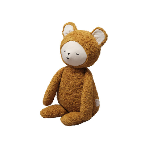 Big Buddy Bear Soft Toy by Fabelab, available at Bobby Rabbit.