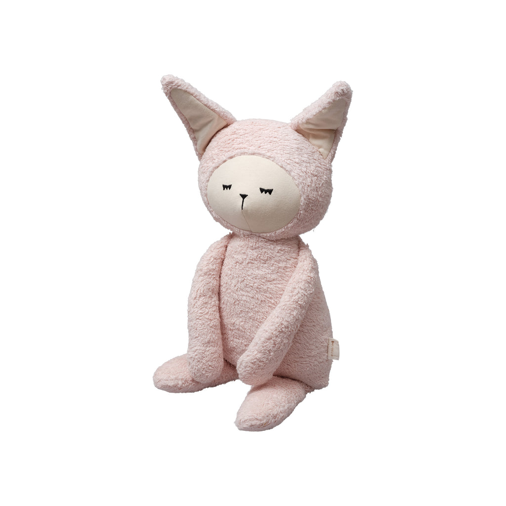 Big Buddy Bunny Soft Toy by Fabelab, available at Bobby Rabbit.