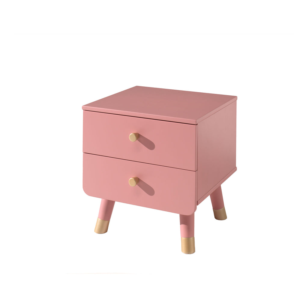 Billy Bedside Table by Vipack, available at Bobby Rabbit. Free UK Delivery over £75