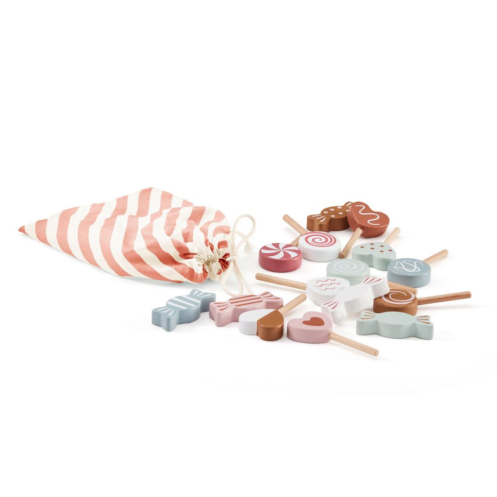 Candy Set by Kids Concept, available at Bobby Rabbit. Free UK Delivery over £75