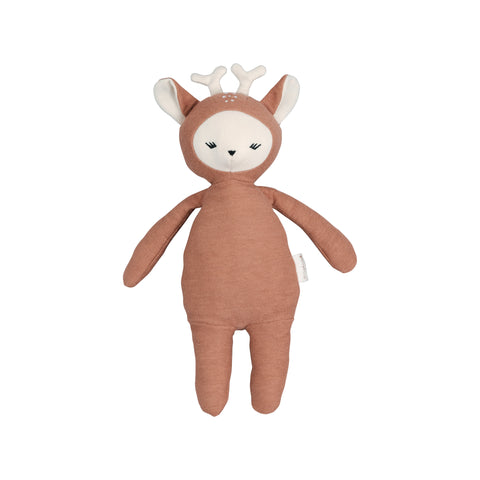 Buddy Fiona Fawn Soft Toy by Fabelab, available at Bobby Rabbit.