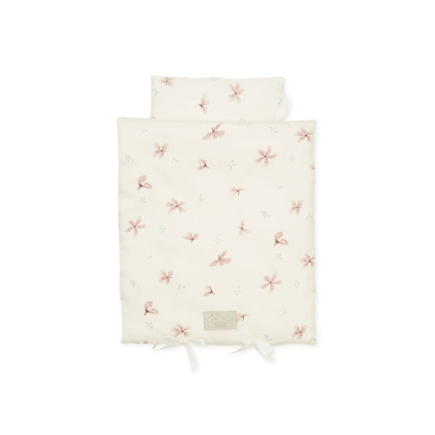 Dolls Bedding Windflower by Cam Cam Copenhagen, available at Bobby Rabbit. Free UK Delivery over £75