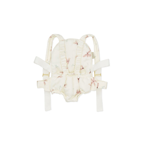 Dolls Carrier Windflower by Cam Cam Copenhagen, available at Bobby Rabbit. Free UK Delivery over £75