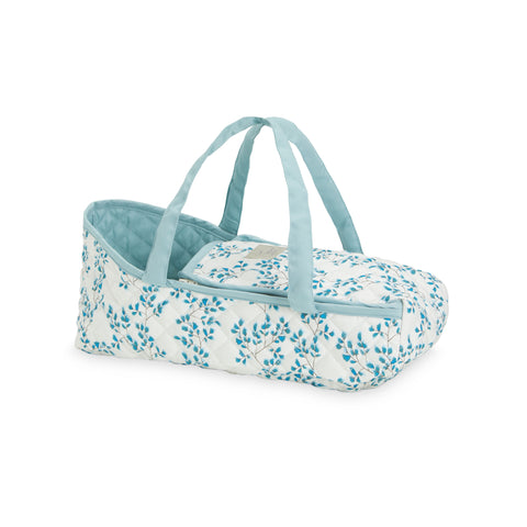 Dolls Carry Cot Fiori by Cam Cam Copenhagen, available at Bobby Rabbit. Free UK Delivery over £75