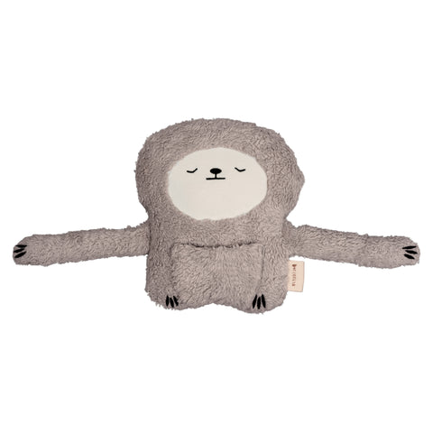 Fabbies Soft Toy - Sloth by Fabelab, available at Bobby Rabbit. Free UK Delivery over £75