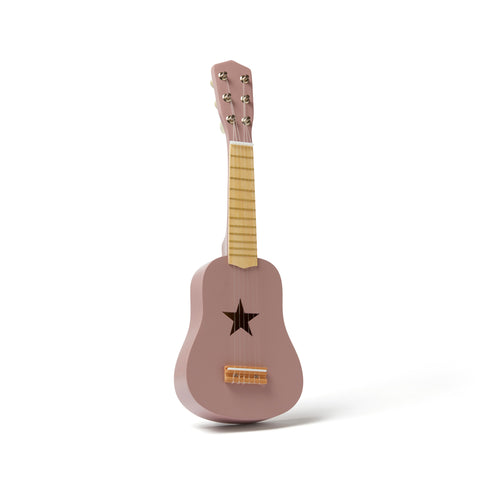 Lilac Guitar by Kids Concept, available at Bobby Rabbit.