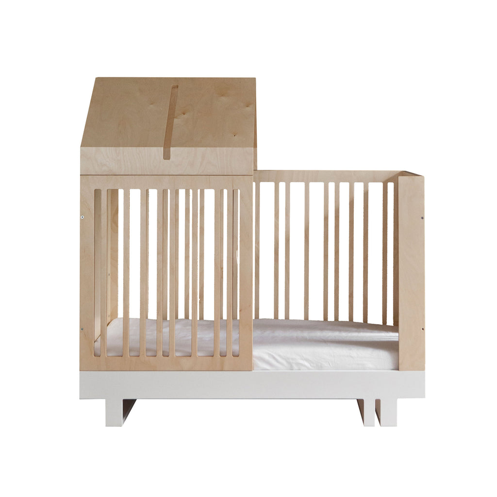 Roof Crib Conversion Set by Kutikai, available at Bobby Rabbit.