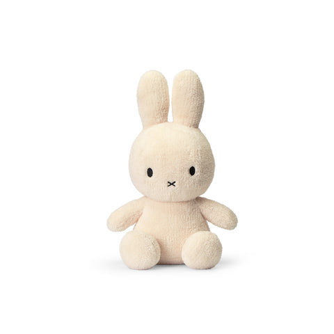 Miffy Soft Toy 23cm - Cream, available at Bobby Rabbit.