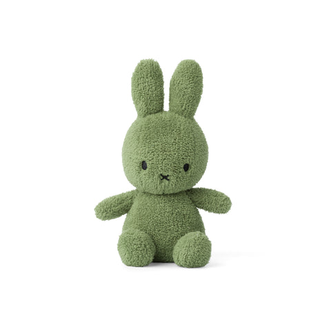 Miffy Soft Toy 23cm - Jungle Green, available at Bobby Rabbit.