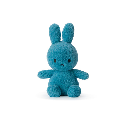 Miffy Soft Toy 23cm - Ocean Blue, available at Bobby Rabbit.
