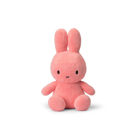 Miffy Soft Toy 23cm - Pink, available at Bobby Rabbit.