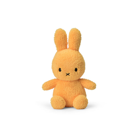 Miffy Soft Toy 23cm - Yellow, available at Bobby Rabbit.