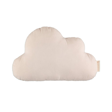 Cloud Cushion - Dream Pink by Nobodinoz, available at Bobby Rabbit. Free UK Delivery over £75