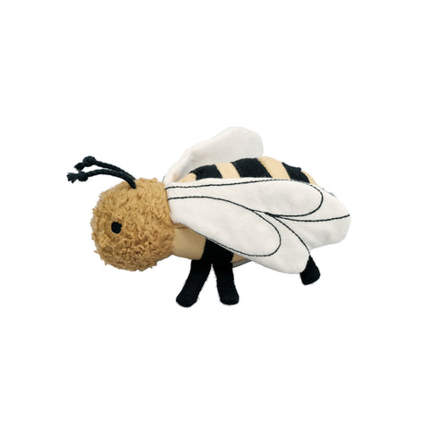 Bolette Bee Rattle by Fabelab, available at Bobby Rabbit. Free UK Delivery over £75