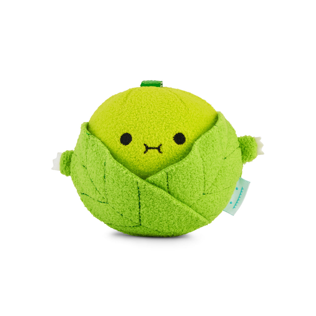 Ricesprout Mini Plush Toy by Noodoll, available at Bobby Rabbit. Free UK Delivery over £75