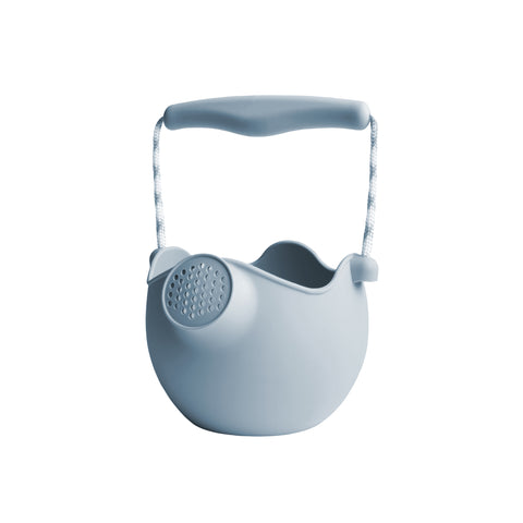 Scrunch Kids Watering Can Outdoor Toy - Duck Egg by Scrunch Kids, available at Bobby Rabbit. Free UK Delivery over £75
