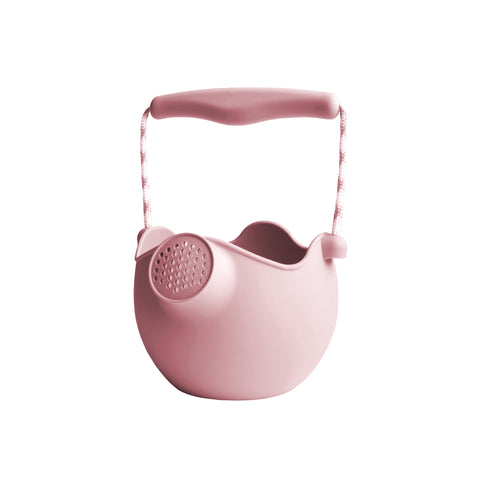Scrunch Kids Watering Can Outdoor Toy - Old Rose by Scrunch Kids, available at Bobby Rabbit. Free UK Delivery over £75