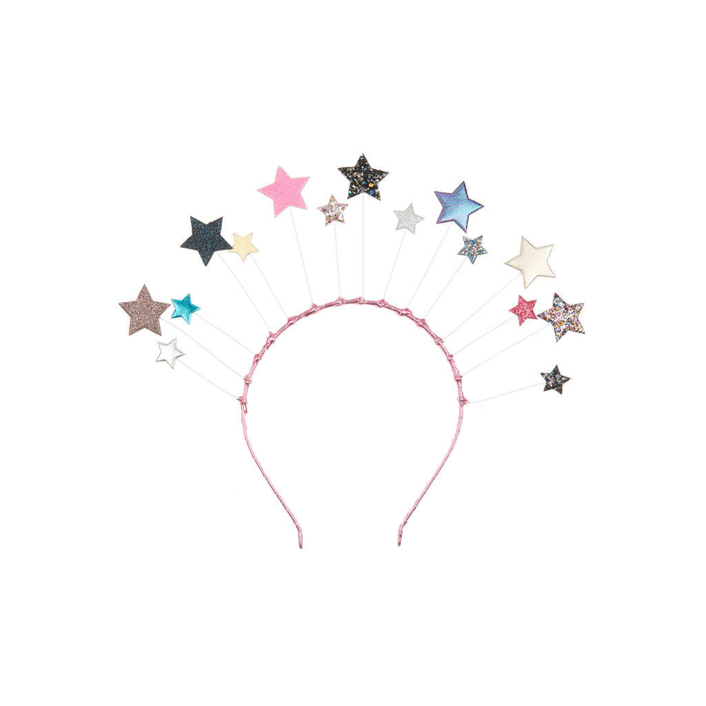 Starlet Headdress hair accessory by Mimi and Lula, available at Bobby Rabbit.
