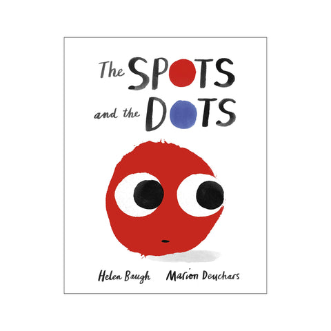 The Spots And The Dots Book, available at Bobby Rabbit. Free UK Delivery over £75