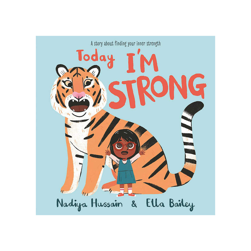 Today I'm Strong Book, available at Bobby Rabbit. Free UK Delivery over £75