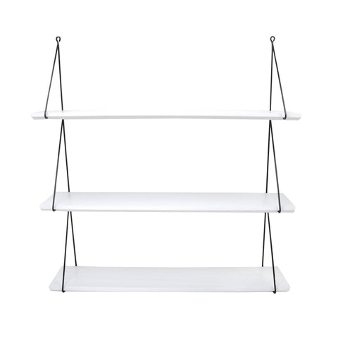 Babou set of 3 shelves by Rose in April, available at Bobby Rabbit.