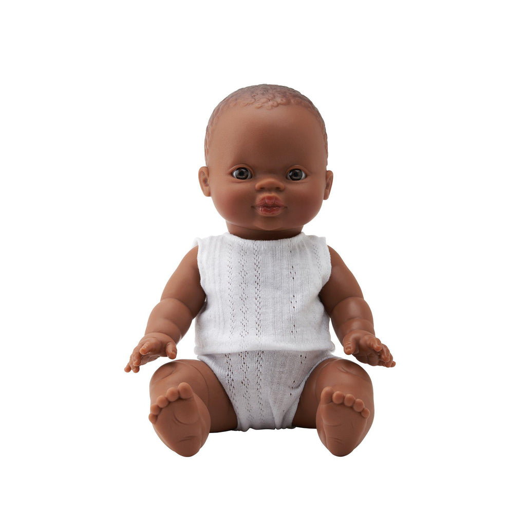 Baby Jojo 34cm Doll by Paula Reina, available at Bobby Rabbit.
