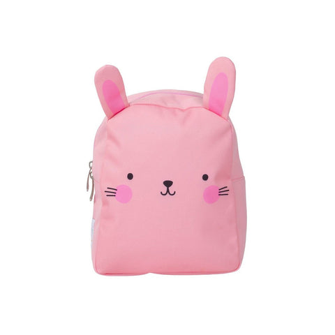 Bunny Backpack by A Little Lovely Company, available at Bobby Rabbit.